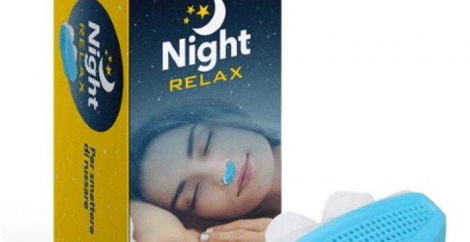 Night Relax Dispositivo Antirussamento: Prezzo, Recensioni e Opinioni